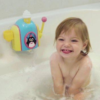 Test TOMY Toomies bath boys for free