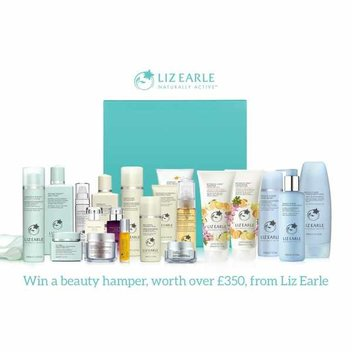 Liz Earle Beauty Co. beauty hamper giveaway