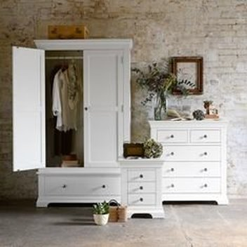 Get the Chantilly Bedroom Set worth over £1000 for free