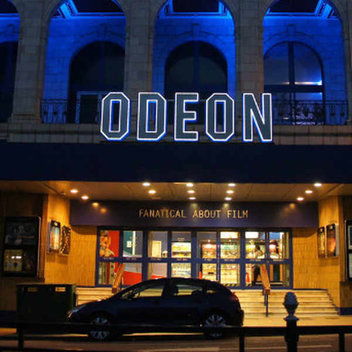 Win one of two £25 ODEON gift cards