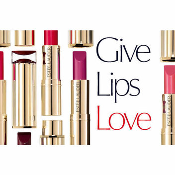 Free Estee Lauder Pure Color Love Lipstick