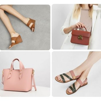 Win a new handbag or pair of shoes with Charles & Keith