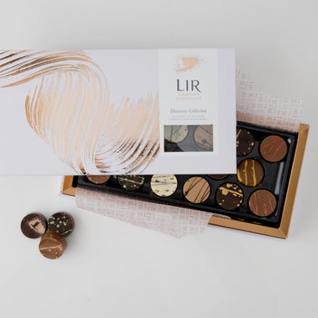 Get a free box of Irish Chocolates for Christmas from Lir