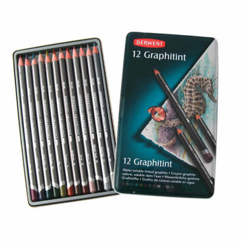 Free Graphitint Pencils from Derwent Pencils