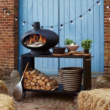 Get a Morso outdoor cooking package worth over £2000