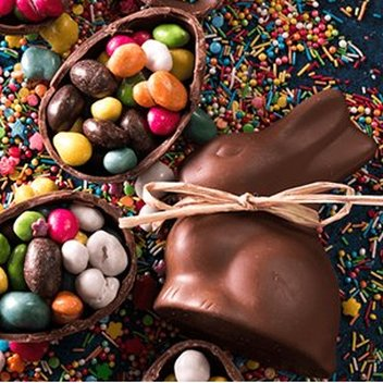 Claim a free Easter Chocolate Bundle