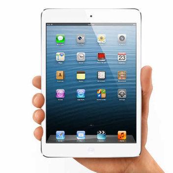 Get a free iPad mini