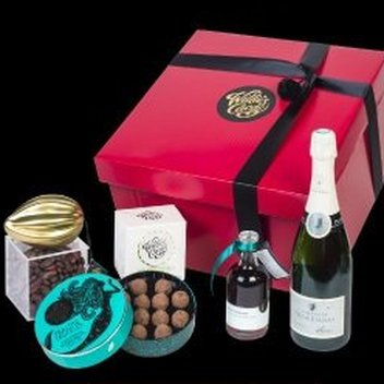 Indulge in a free Chocolate Lover's Hamper