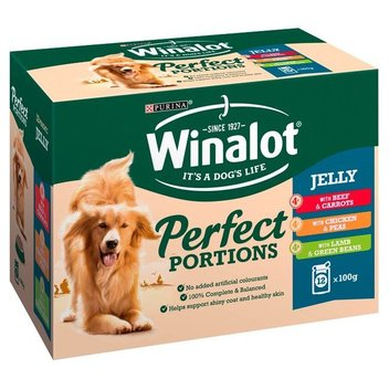 Try Winalot pet products for free