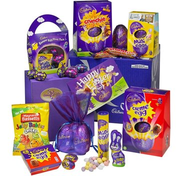 Win a huge Easter Egg bundle with Busy Izzy's