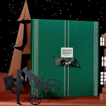 Pick up prizes with Molton Brown's Advent of Surprises game