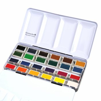 20 Gerstaecker watercolour sets up for grabs