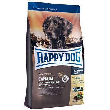 Claim free Happy Dog samples