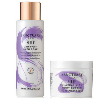 Score a free Sanctuary Spa Set