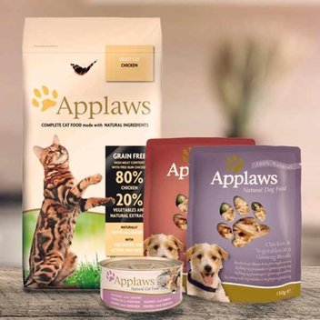 Free Applaws sample for your pet