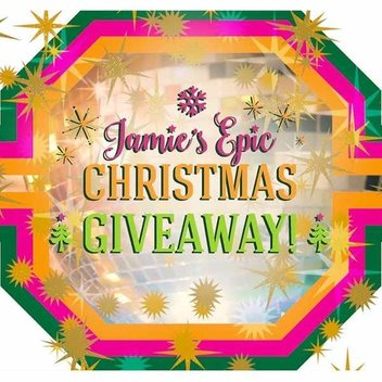 Jamie's Epic Christmas Giveaway