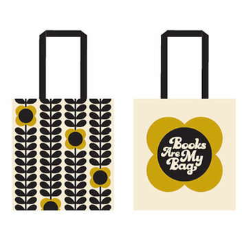 Get a free Books Are My Bag tote bag