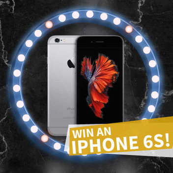 Win an iPhone 6s with The Big Phone Store