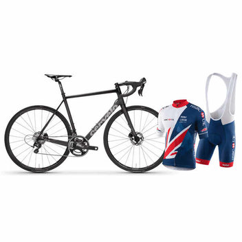 Win a Cervelo R3 Disc and Great Britain Cycling Team kit