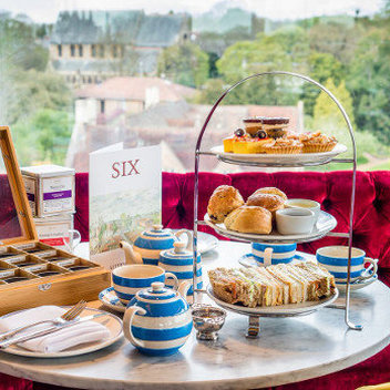 Indulge with a free Champagne afternoon tea at The Varsity Hotel & Spa