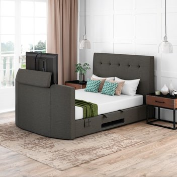 Win a home tech package from Bensons for Beds