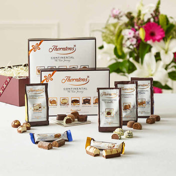 Win a bundle of Thornton's Chocolates