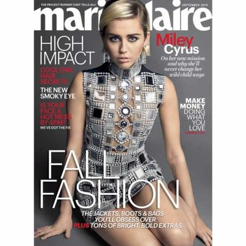 Win a 1 Year Digital Subscription for Marie Claire & a Beauty Bag worth £100