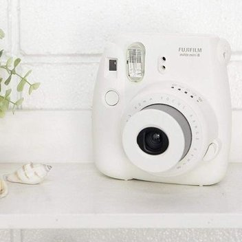 Win the Instax Mini 8 camera & a 20 shot pack