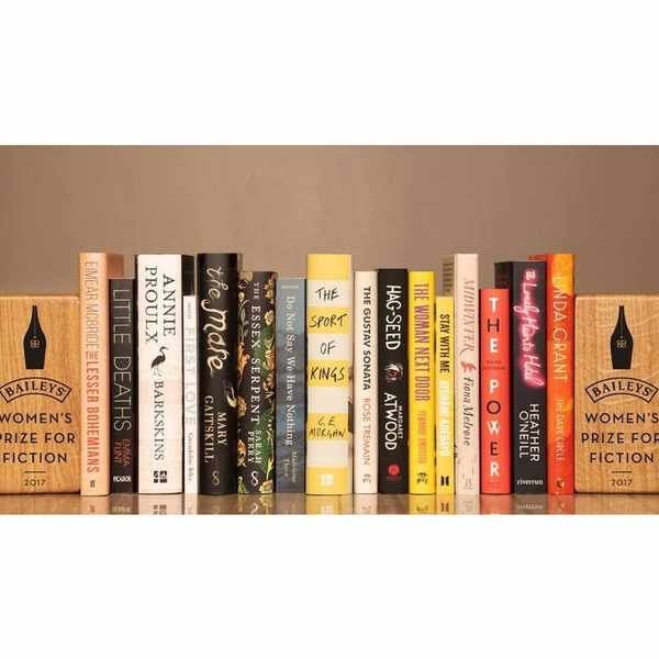 Win the complete set of Baileys Women's Prize for Fiction 2017 longlist