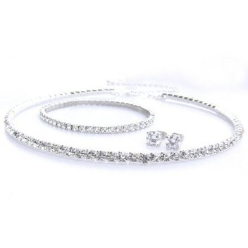 Free Swarovski Elements Tri Set