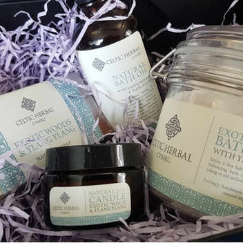 Celtic Herbal Natural Handmade Skin Care Review & Spring Giveaway