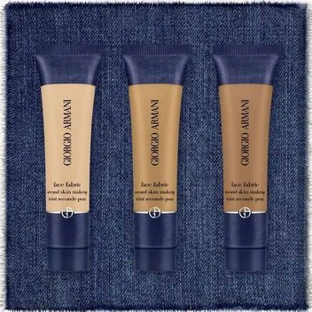 Free Giorgio Armani Face Fabric Foundation