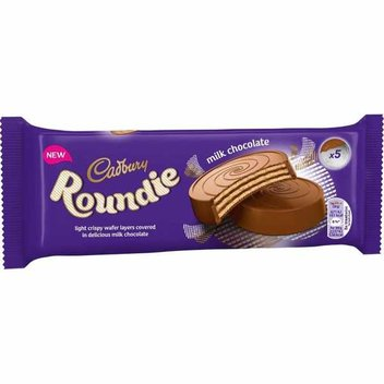 Free Cadbury Roundie Biscuits