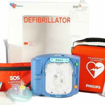 Free Heart Matters Kit from the British Heart Foundation