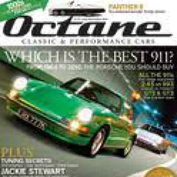 Free issue of Octane Magazine