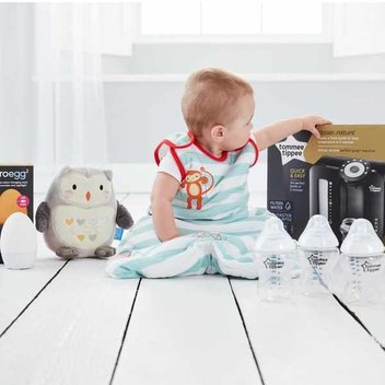 Win a Tommee Tippee & The Gro Company bundle