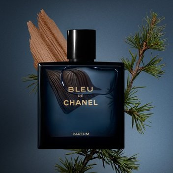 20,000 free samples of BLEU DE CHANEL Parfum