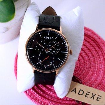 Win the Adexe watch of your choice