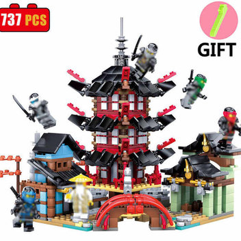 Make & Take your own LEGO Ninjago toy