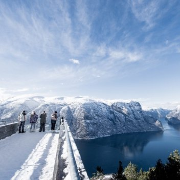 Go on a free Norwegian ski & fjord adventure worth £2,250