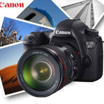 Win a Canon EOS 6D worth £2,195