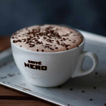 Free Drink at Caffѐ Nero