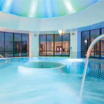 Relax with a free Spa Day at Champneys Health Spa