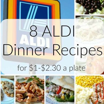 Free ALDI online recipes
