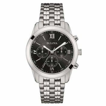 Win a Bulova Mens Chronograph Watch
