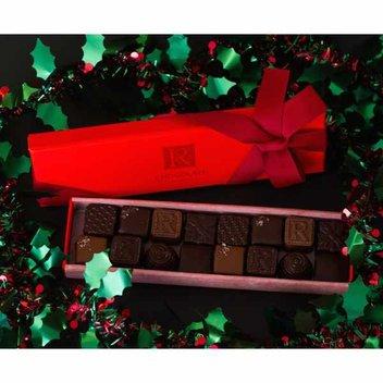 Free RChocolateLondon Christmas treats
