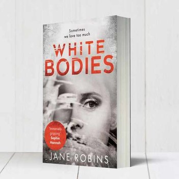 100 free copies of White Bodies