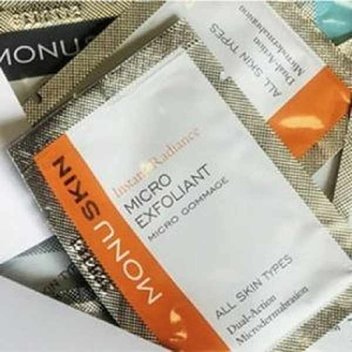 Claim your MONU natural skincare free sample