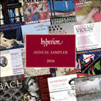 Free Hyperion annual sampler for 2016