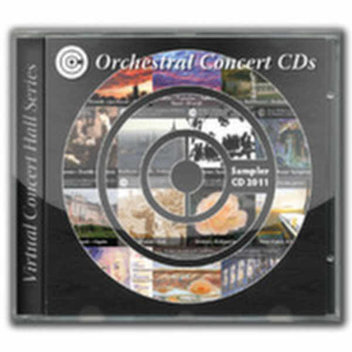 Free Orchestral Concert CDs